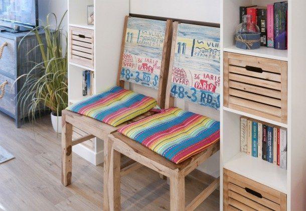 zusätzliche Stühle Baabe Ferienwohnung Kapitänskajüte A2.27 Ref. 155476-1