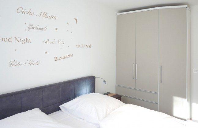 Schlafzimmer  Baabe Ferienwohnung Kapitänskajüte A2.27 Ref. 155476-1
