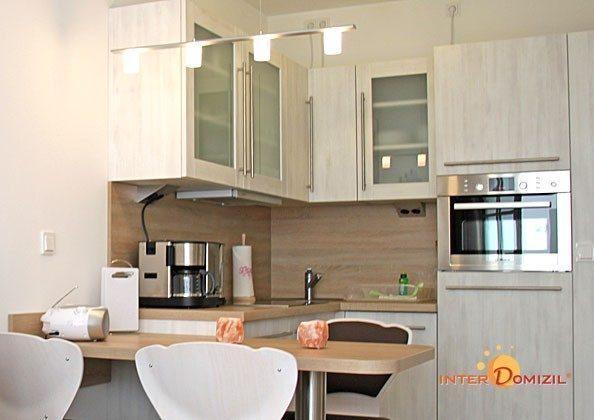 Küchenbereich  Baabe Ferienwohnung A 1.05 Inselparadies Ref: 156300