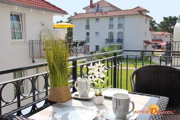 Balkon  Baabe Ferienwohnung A 1.05 Inselparadies Ref: 156300