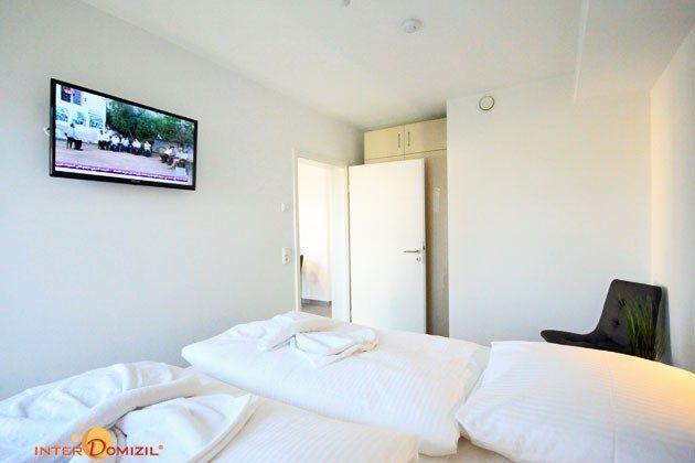 Schlafzimmer 1  Baabe Strandvilla Meerblick Ref 158481