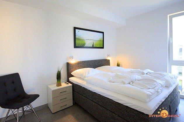 Schlafzimmer 1 Strandvilla Meerblick Ref 158481