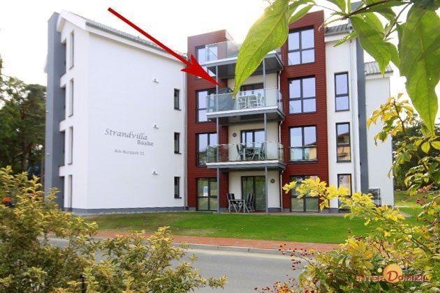 Aussenansicht Strandvilla Meerblick Ref 158481