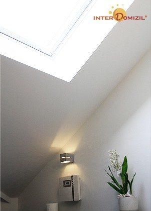Bad Dachgeschosswohnung Strandvilla Baabe Ref. 159404