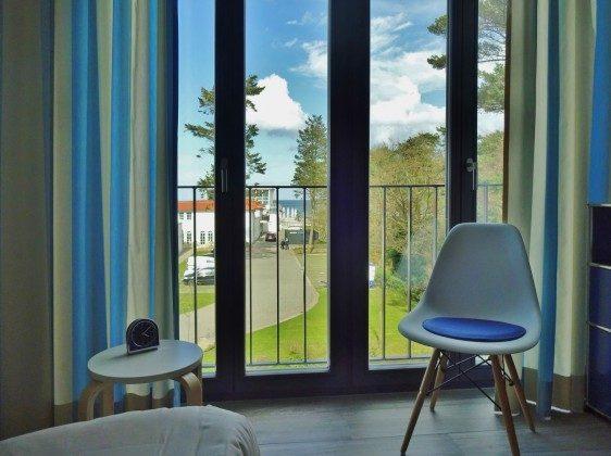 Schlaf-/Wohnzimmer 2 Strandvilla Andrea Wohnung Sedina 175682