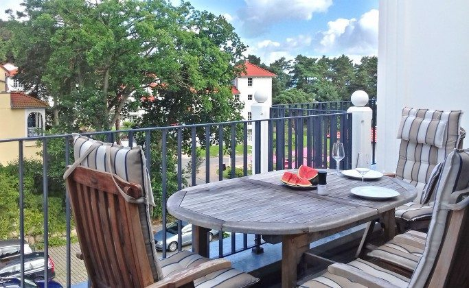 Terrasse 2 Penthouse Ferienwohnung Passat Ref: 181975