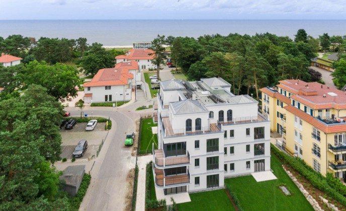 Blick auf Villa Andrea und Meer von copyright: nico.offermann@googlemail.com