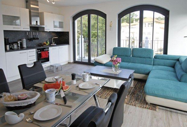 Blick zur Küche Penthouse Ferienwohnung Passat Ref: 181975