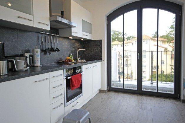 Küchenbereich Penthouse Ferienwohnung Passat Ref: 181975