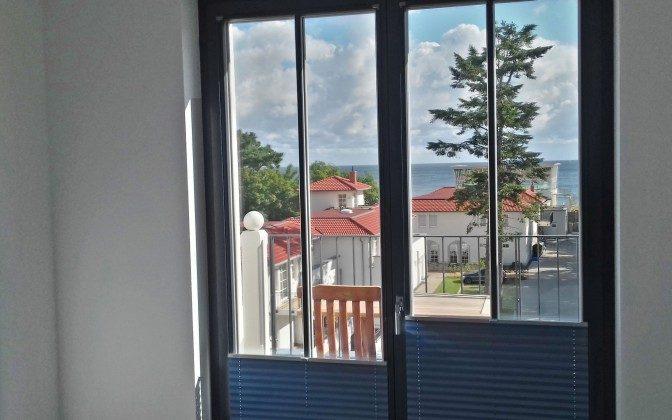 Blick vom Schlafzimmmer 1 Penthouse Ferienwohnung Passat Ref: 181975