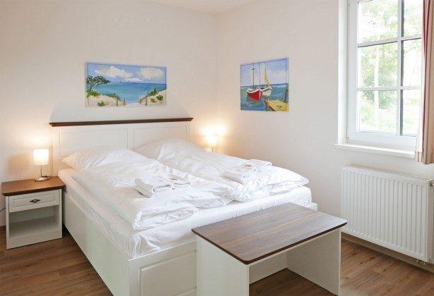 """Schlafzimmer Baabe Ferienwohnung """"Windwatt""""  Ref: 185518-1"""