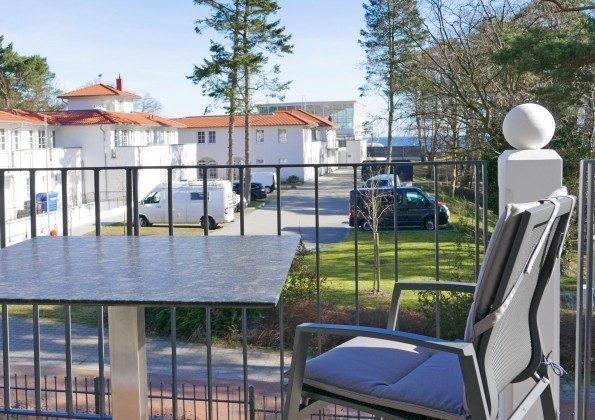 Balkon Baabe Ferienwohnung Meeresbrise Ref 186178 Strandvilla Andrea