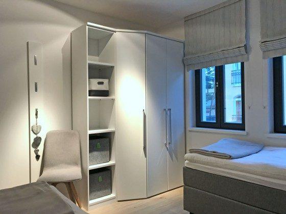 Schlafzimmer 2 Baabe Ferienwohnung Meeresbrise Ref 186178 Strandvilla Andrea