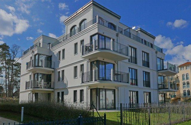 Villa Andrea Baabe Ferienwohnung Meeresbrise Ref 186178 Strandvilla Andrea