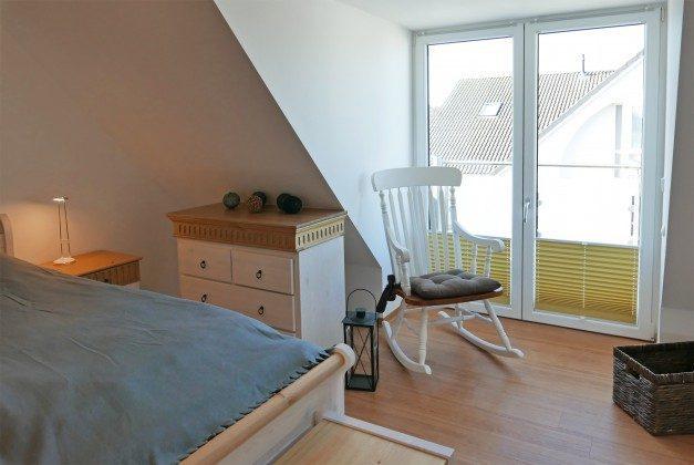 Schlafzimmer 1 Ferienwohnung Baabe Jack Sparrow Ref. 189689-2