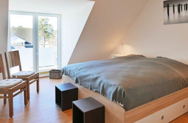 Schlafzimmer 2 Ferienwohnung Baabe Jack Sparrow Ref. 189689-2