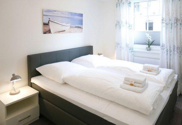 Schlafzimmer Baabe Ferienwohnung 01 Wellengang Ref: 194234-1