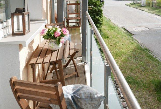 Balkon  Baabe Ferienwohnung Sonnenwind Ref: 194470-1
