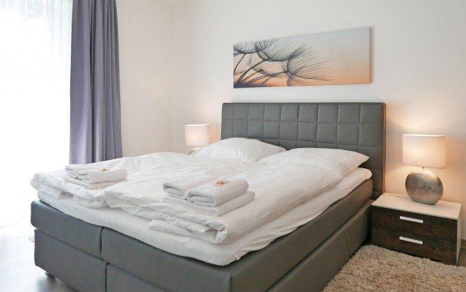 Schlafzimmer Baabe Ferienwohnung Sonnenwind Ref: 194470-1