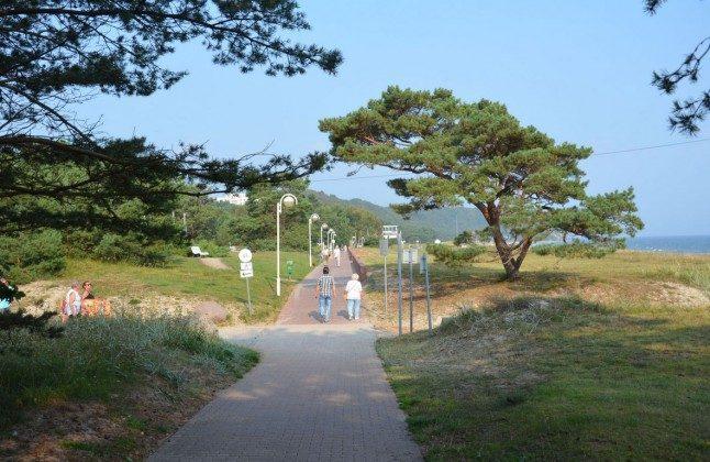 Strandaufgang Baabe Ferienwohnung Sonnenwind Ref: 194470-1