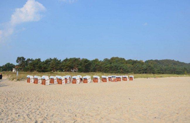 Strand von Baabe Baabe Ferienwohnung Sonnenwind Ref: 194470-1