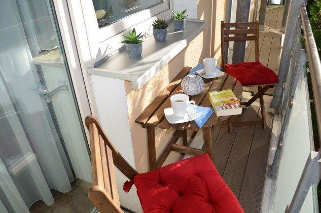 2. Balkon Baabe Ferienwohnung Sonnenwind Ref: 194470-1