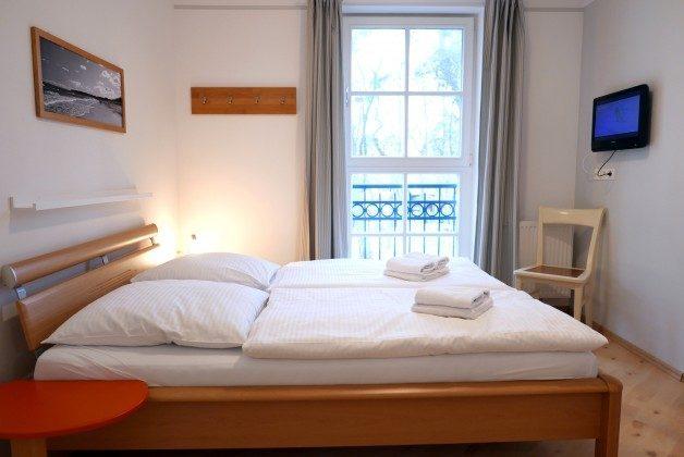 Baabe Grüne Düne Whg. 14 Schlafzimmer