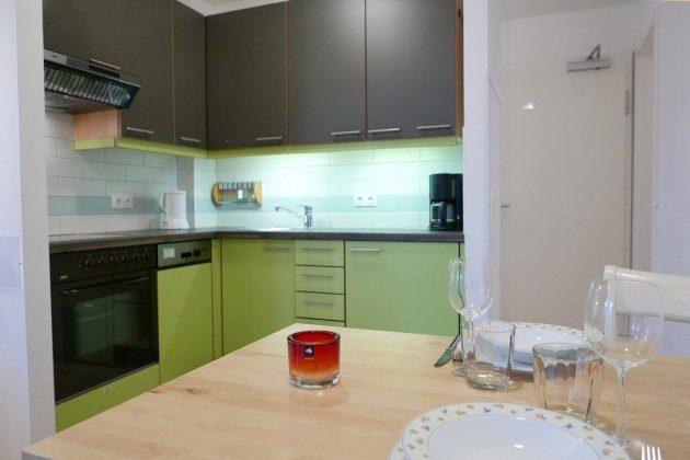 Baabe Grüne Düne Whg. 14 Küchenzeile