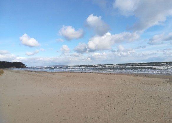Am Strand vo Baabe