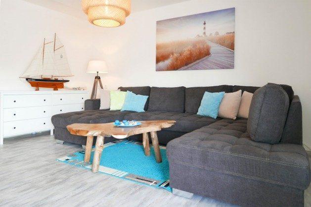 Wohnbereich Baabe Ferienwohnung Ostseeblick Strandstraße Ref. 200906-1
