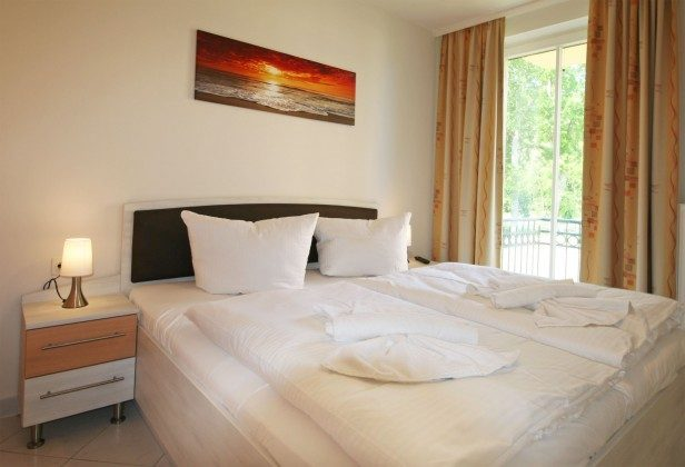 Doppelschlafzimmer Baabe Grüne Düne Sommerfrische-11 Ref. 203003