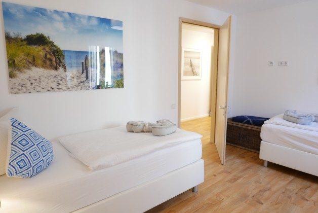 Schlafzimmer 2 Meerflair Haus Mönchgut Ref. 205861-1