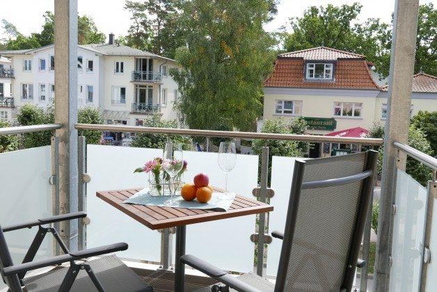 Balkon Meerflair Haus Mönchgut Ref. 205861-1