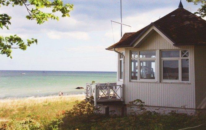 """Strandleben Baabe Ferienwohnung 21 """"Kajüte"""" Ref. 205862 im Haus Mönchgut"""
