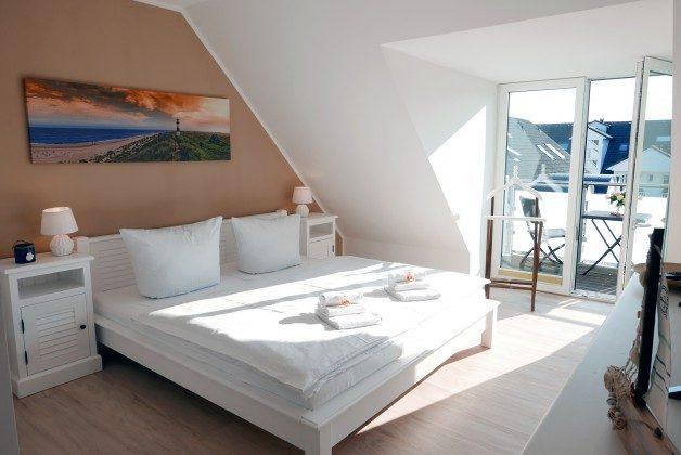"""Doppelzimmer 21 """"Koje"""" Ref. 205862 im Haus Mönchgut"""