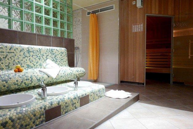 """Wellnessbereich Doppelzimmer 21 """"Koje"""" Ref. 205862 im Haus Mönchgut"""