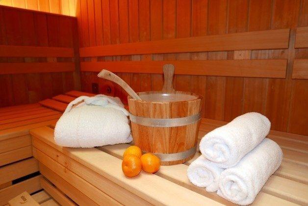 "Sauna Doppelzimmer 21 ""Koje"" Ref. 205862 im Haus Mönchgut"