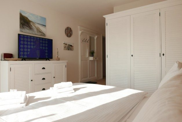 "Schlafzimmer Doppelzimmer 21 ""Koje"" Ref. 205862 im Haus Mönchgut"