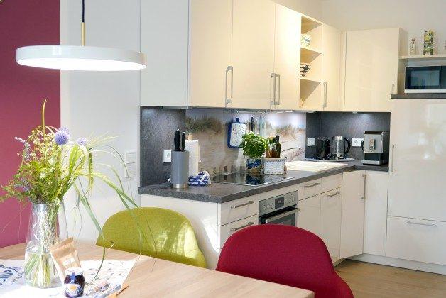 """Küchenbereich Baabe, Ferienwohnung 43 """"Lebensfreude"""" Ref. 211411"""