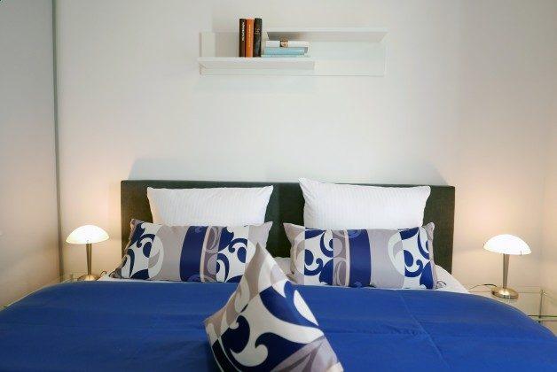 """Appartement 27 """"Seeufer"""" Schlafzimmer Ref. 212614"""