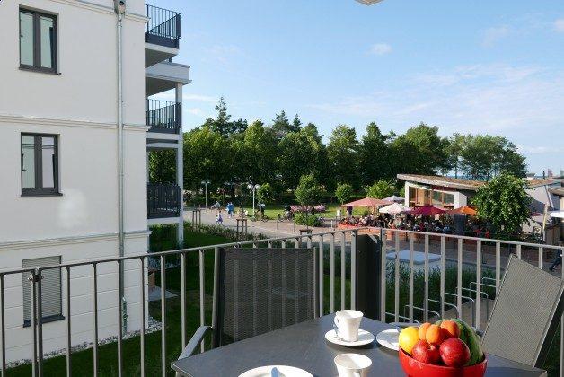 """Appartement 27 """"Seeufer"""" Blick vom Balkon Ref. 212614"""