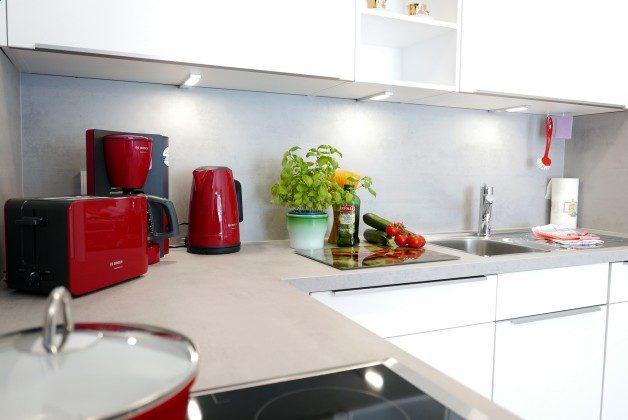 """Appartement 27 """"Seeufer"""" Küchenbereich Ref. 212614"""