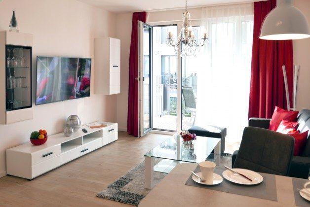 """Appartement 27 """"Seeufer"""" Wohnzimmer Ref. 212614"""