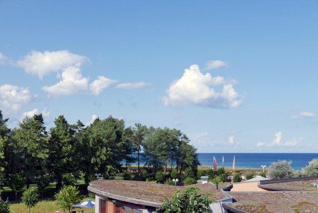 """Blick vom Balkon """"Lug up de See"""" Ref. 212641"""
