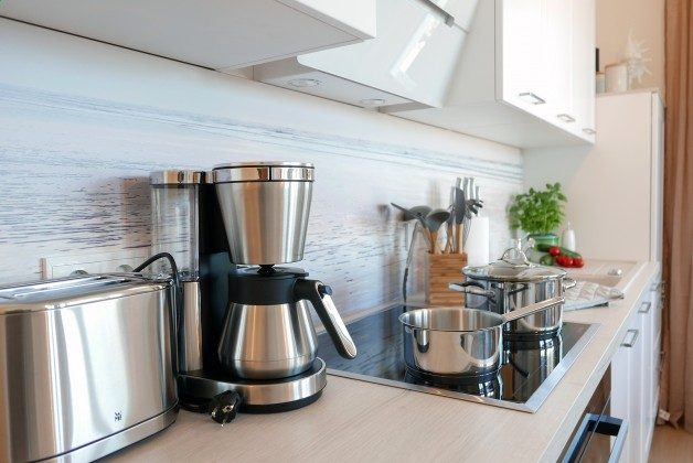 Küchenzeile Ferienwohnung Ankerplatz Ref. 212656-1 im Villen Ensemble
