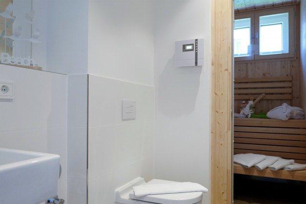 Badezimmer Ferienwohnung Ankerplatz Ref. 212656-1 im Villen Ensemble