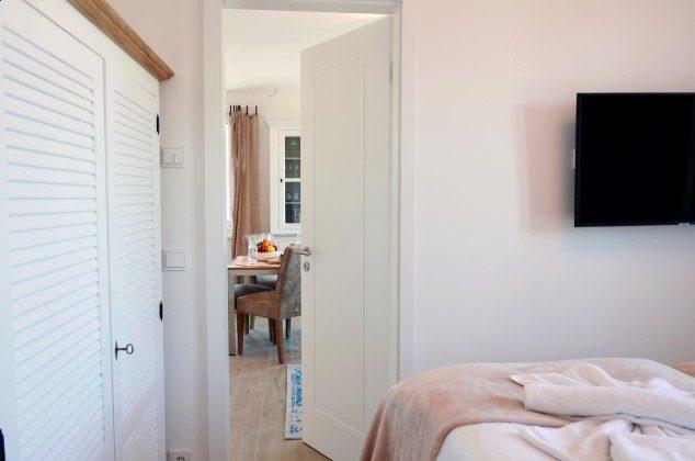 Schlafzimmer Ferienwohnung Ankerplatz Ref. 212656-1 im Villen Ensemble