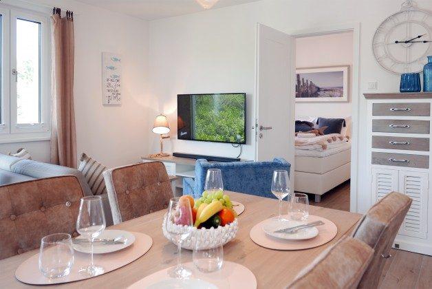 Wohnbereich Ferienwohnung Ankerplatz Ref. 212656-1 im Villen Ensemble