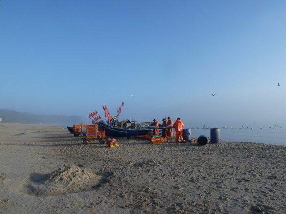 """Fischerboot am Strand Ferienwohnung 44 """"Cozy Island"""" Ref. 213133 im Villen-Ensemble"""