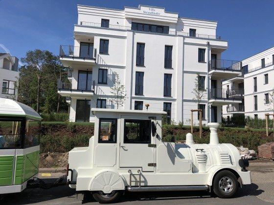 Villa Strandläufer Baabe, Ferienwohnung 26 Granitz Ref. 213698 im Villen-Ensemble